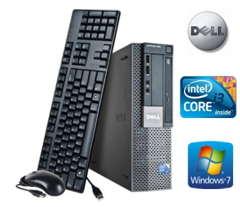 DELL OPTIPLEX 990 SFF CORE i5 3.30GHZ/4096MB/250GB/DVD