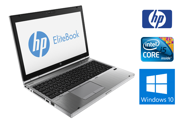 HP Elitebook 8570p Core i5 2.6Ghz/4096MB/320GB/DVDRW