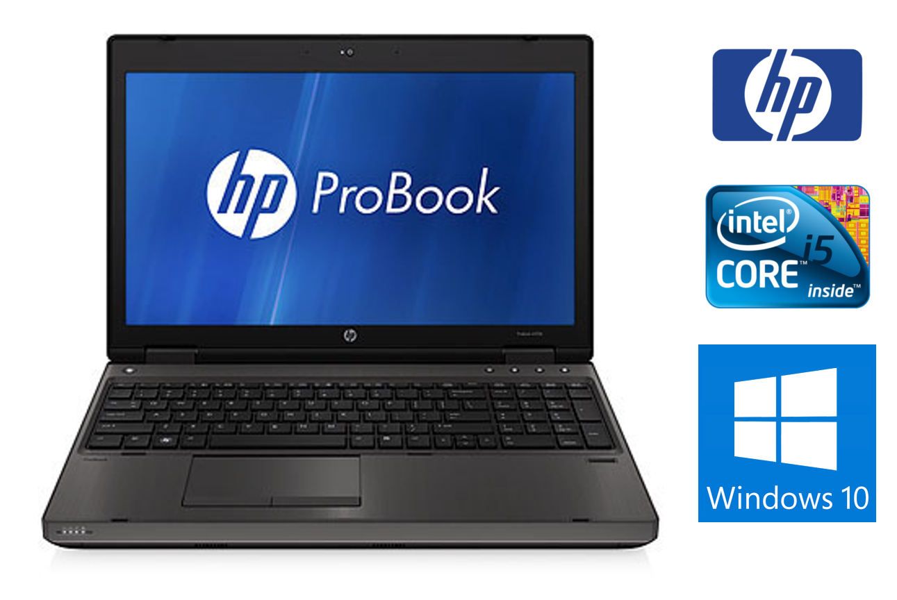 HP Probook 6570b Core i5 2.8Ghz/4096MB/320GB/DVDRW
