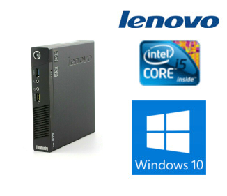 LENOVO THINKCENTRE M93p CORE i5 2.9GHZ/4096MB/320GB